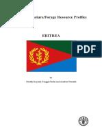 FAO Forage Profile - Eritrea