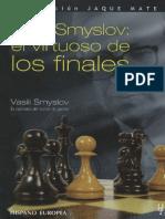 Vasili Smyslov - El virtuoso de los finales - .pdf