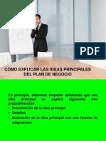 Separata 3. Cómo Explicar Las Ideas Del Plan de Negocio (Paúl Llaque) (1)