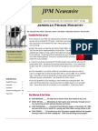 JPM July 2010 Newsletter