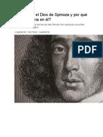 Cómo era el Dios de Spinoza y por qué Einstein creía en él.docx