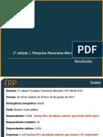 Pesquisa ERP