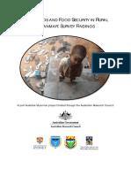 Livelihoods and food security in rural Myanmar.pdf
