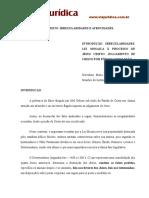 JULGAMENTO DE CRISTO - IRREGULARIDADES E ATROCIDADES.doc