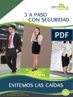 Afiche -Paso a Paso Con Seguridad