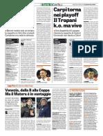 La Gazzetta dello Sport 26-04-2017 - Calcio Lega Pro