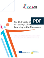 CO-LAB Guidelines for Assessing Collaboration