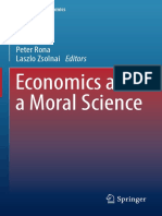 Economics as a Moral Science