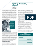Stress Coping Mechanisms Article by Schwarzer E