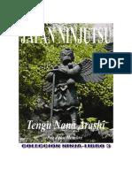 Jnf Libro 3 Tengu Nana Arashi