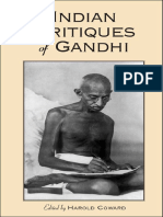 (SUNY Series in Religious Studies) Harold Coward (Ed.)-Indian Critiques of Gandhi-State University of New York Press (2003)