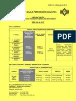 Jadual Waktu MUET Julai 2017 - Portal.pdf