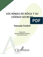 Los Ninja de Koga y su codigo secreto.pdf