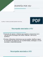Neuropatía Por Hiv