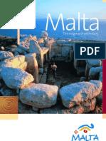 Archaeology Brochure