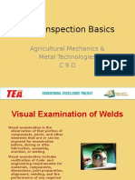 Visual Inspection Basics