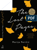The Lost Pages - Marija Peričić (Extract)