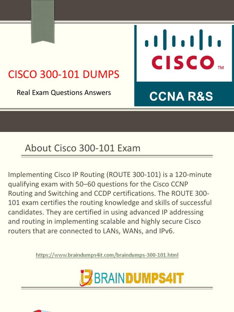 Cisco 300 101 exam dumps 300 101 questions answers i pv6 cisco 300 101 exam dumps 300 101 questions answers i pv6 communications protocols 1betcityfo Choice Image
