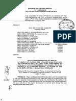 Iloilo City Regulation Ordinance 2009- 279