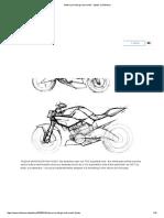 Motorcycle Design and Model - Spada