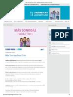 Más Sonrisas Para Chile - Ministerio de Salud.pdf