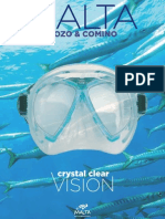 PDSA (Diving) Malta Brochure