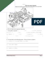 Written Shukudai (Homework) 4 (1)