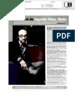 El Pais on Madrid Entrevista