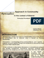 Archeological Approach_Sushant Bharti