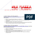 Navona Piazza