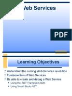 Dotnet WebServices