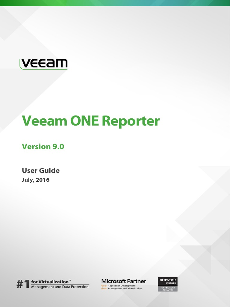 veeam one 9 0 reporter guide en hyper v websites rh scribd com Veeam Client Veeam Windows 1.0