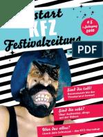 KFZ - Kaltstart-Festivalzeitung / # 05 / 1. Jahrgang