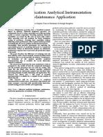 Portable Lubrication Analytical Instrumentation