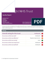 CQC report Isle of Wight NHS Trust April 2017