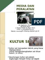 Materi Kuliah III. Media dan Peralatan Kultur Sel.ppt