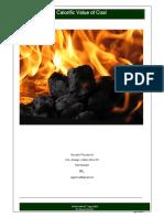 Calorific Value of Coal.pdf