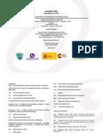 """Resumen Ejecutivo Proyecto """"Jóvenes Construyendo Ciudadanía"""""""