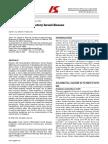 Cancer in Inflammatory Bowel Disease