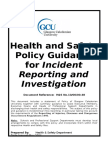 Copy of Incident Reporting Policy