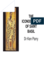 Ken Parry, The Iconography of Saint Basil