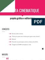 revista cinematique ppt slides