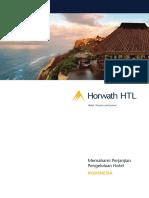 Memahami Perjanjian Pengelolaan Hotel-Horwarth