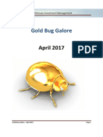 Lighthouse - Goldbug Galore - 2017-04