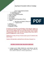 Software Report Format (1)