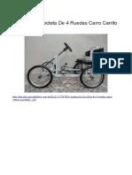 Bicicletas Para Dos