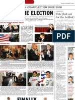 Election Pullout Front