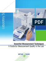 Essential Measurement Techniques Guide En