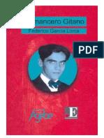 Romancero gitano by Federico García Lorca