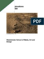 media explorations module hand book